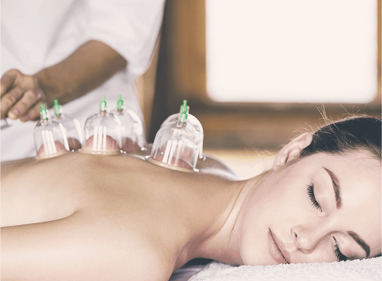Cupping massagehjemme